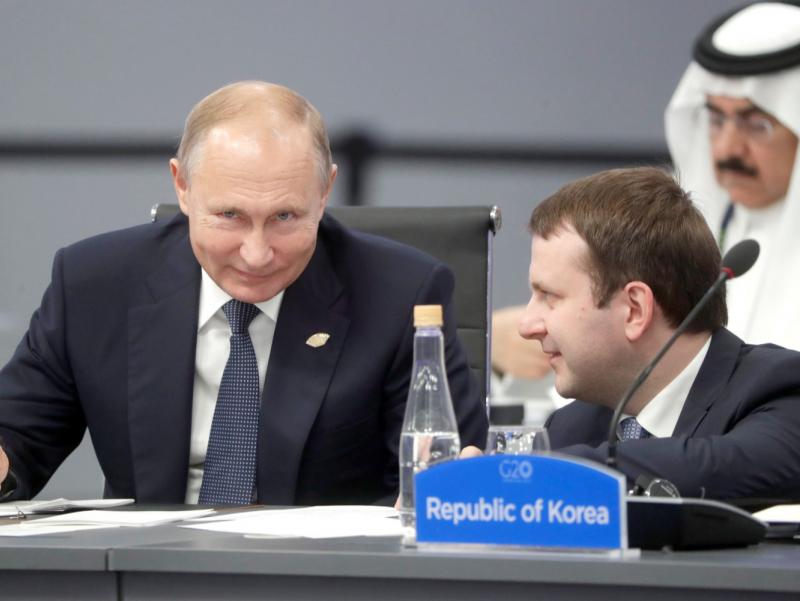 Putinning yordamchisida koronavirus aniqlandi