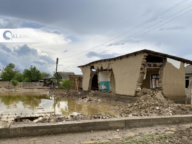 Тезкор: Сардоба фожиаси бўйича икки киши қамоққа олинди