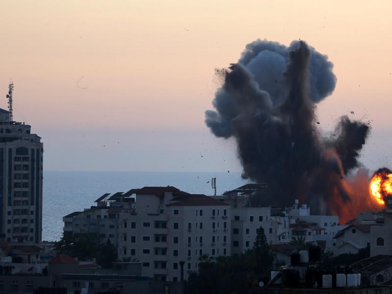 Isroil HAMAS yetakchisining uyiga raketa hujumi uyushtirdi