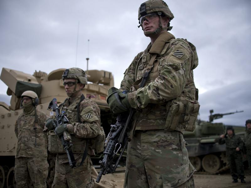 General Kaliningrad uchun Rossiya va NATO o'rtasidagi urush ssenariysini tasvirlab berdi