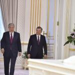 """""""Tug'an kүnің qұtti bolsin"""" – Mirziyoyev To'qayevni tug'ilgan kuni bilan tabrikladi"""