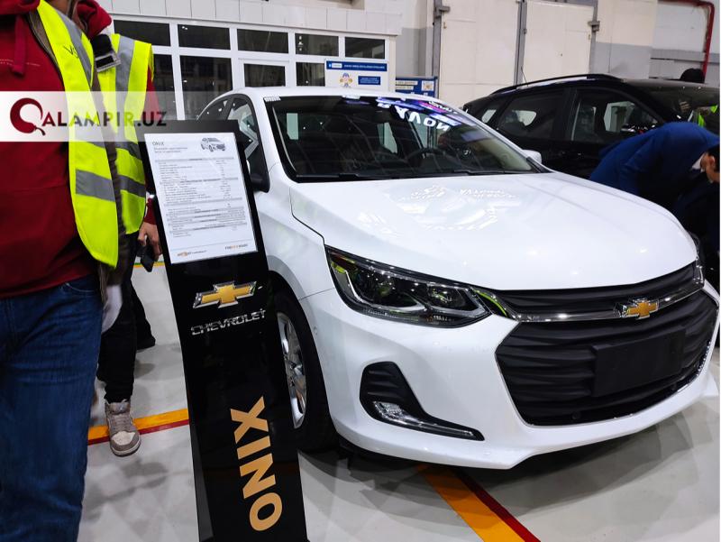 Cobalt ва Gentra`нинг ўрнини босиши режалаштирилган Chevrolet Onix`нинг нархи маълум бўлди