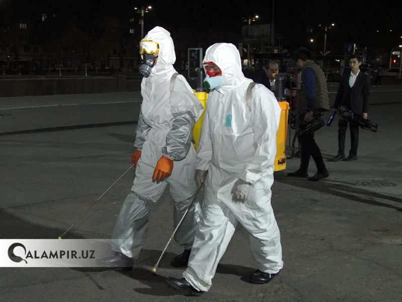 Ўзбекистонда коронавирус аниқланган бемор вафот этди