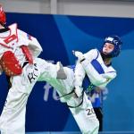 O'zbekistonlik taekvondochi Tokio-2020 Olimpiadasi finaliga chiqdi