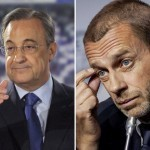 Ispan sudi va Peres g'olib bo'ldi: UEFA taqiqni olib tashladi