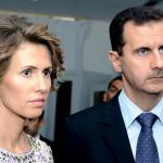 Bashar Asad va uning rafiqasi koronavirusga chalindi