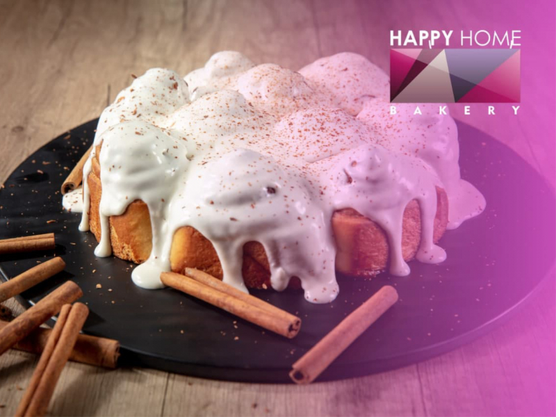 """Happy Home Bakery"" қандолат тармоғи энг мазали ширинликларни татиб кўришга чақиради"
