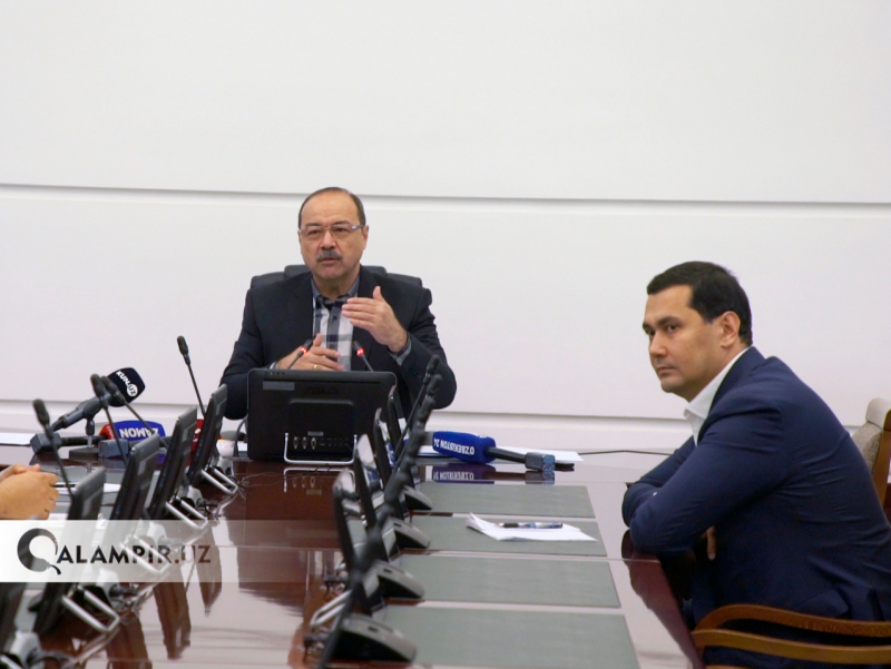 Абдулла Арипов бошчилигидаги делегация Тожикистонга боради