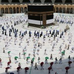 Al-Haram va An-Nabaviy masjidlarida muhim karantin cheklovi bekor qilindi