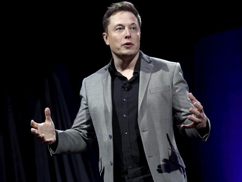 Илон Маск 100 млн долларлик танлов эълон қилди