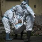 Koronavirus: Rossiyada kunlik kasallanish bo'yicha antirekord qayd etildi