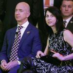 Milliarder Jeff Bezosning sobiq rafiqasi maktab o'qituvchisiga turmushga chiqdi